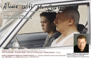 Press Release - 10-year-old boy wants to tell an old man that he's secretly in love with him Cannes Film Festival 2012 1