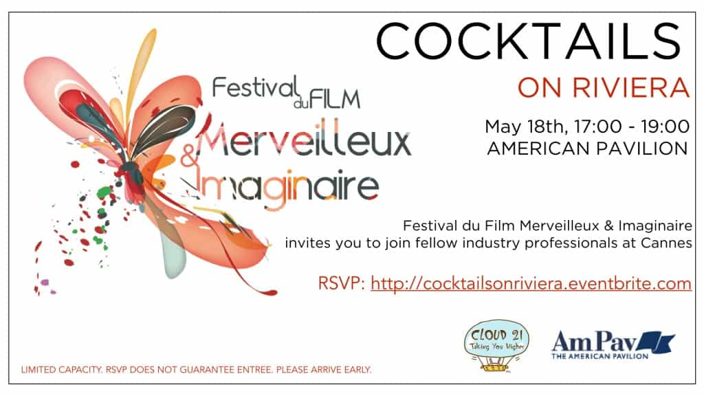 RSVP for Cannes - Cocktails on Riviera