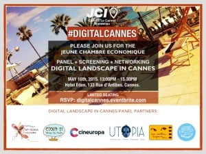 Cannes Short Film Corner Panel - #DigitalCannes