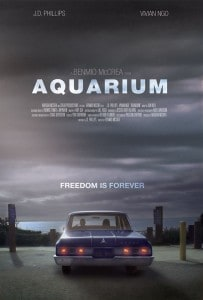 Short Film Corner Marketing for Aquarium