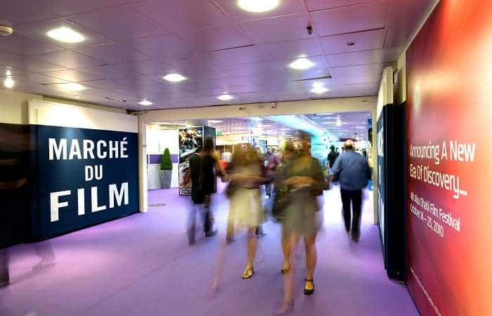film marketing and pr services - marche du film