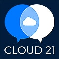 Cloud 21 Logo