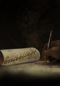 Cannes Short Film PR - Scribblings Poster