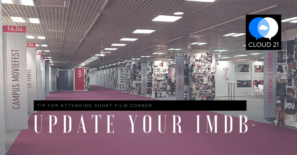 Cannes Short Film Corner Tips