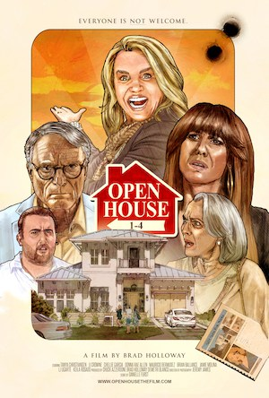 Film PR and Marketing - Open House Short