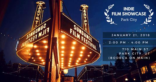 "Cloud 21 and Kultura PR Present ""Indie Film Showcase At Park City"" 1"
