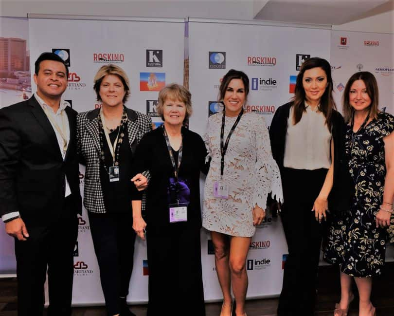 "ROSKINO, Cloud 21 and Kultura PR's ""Global Film Showcase"" Highlights Diversity and Unity 1"