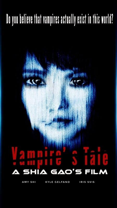 "Actress/Producer Amy Shi's ""Vampire's Tale"" 2"