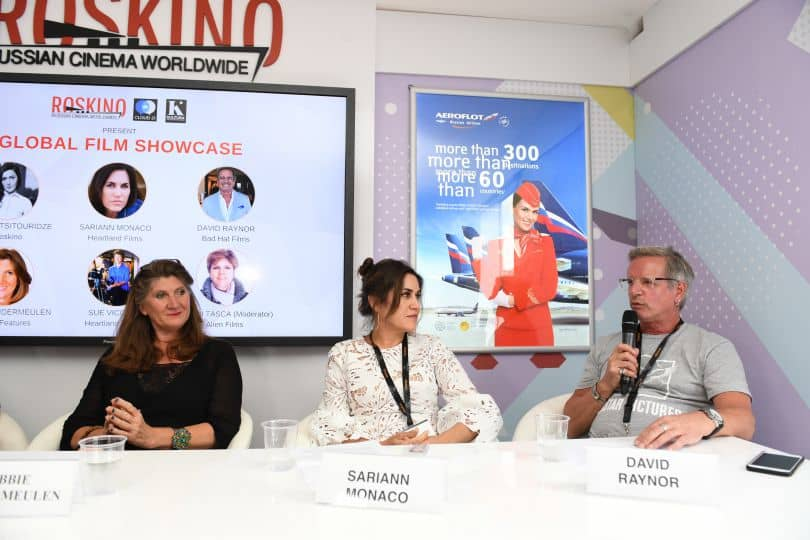"ROSKINO, Cloud 21 and Kultura PR's ""Global Film Showcase"" Highlights Diversity and Unity 2"