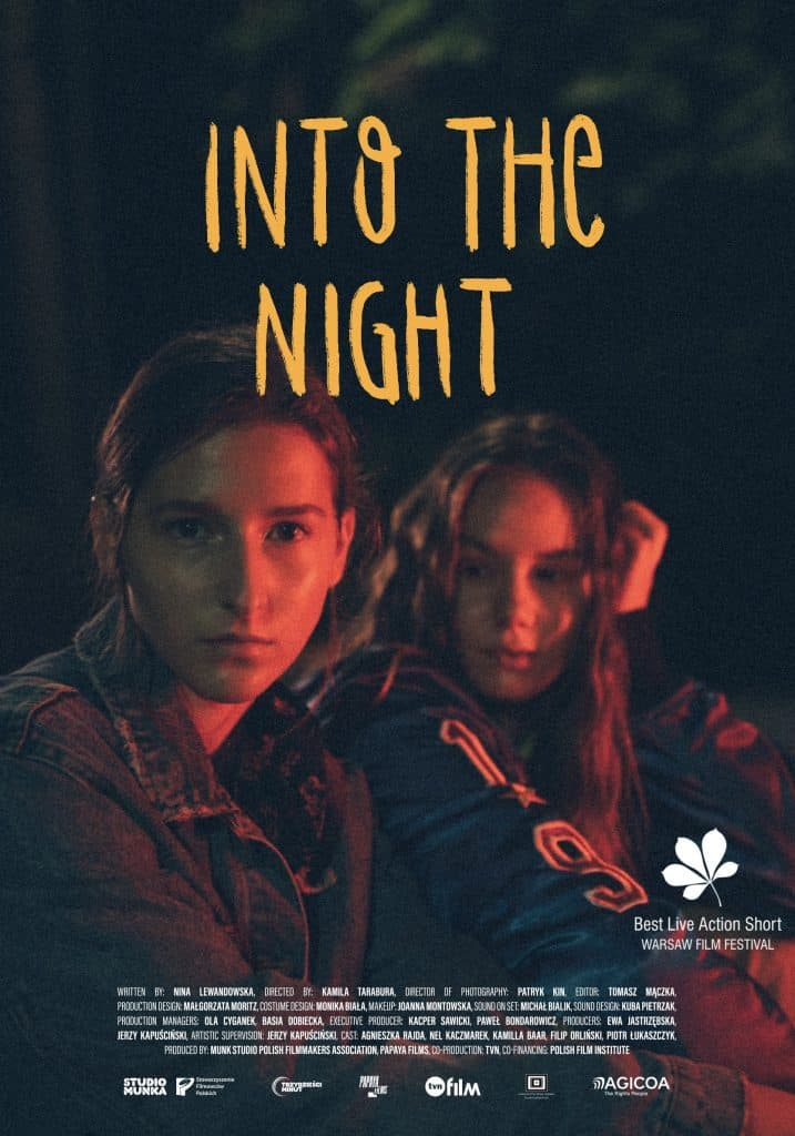 Virtual Screening and Q & A - Into The Night 1